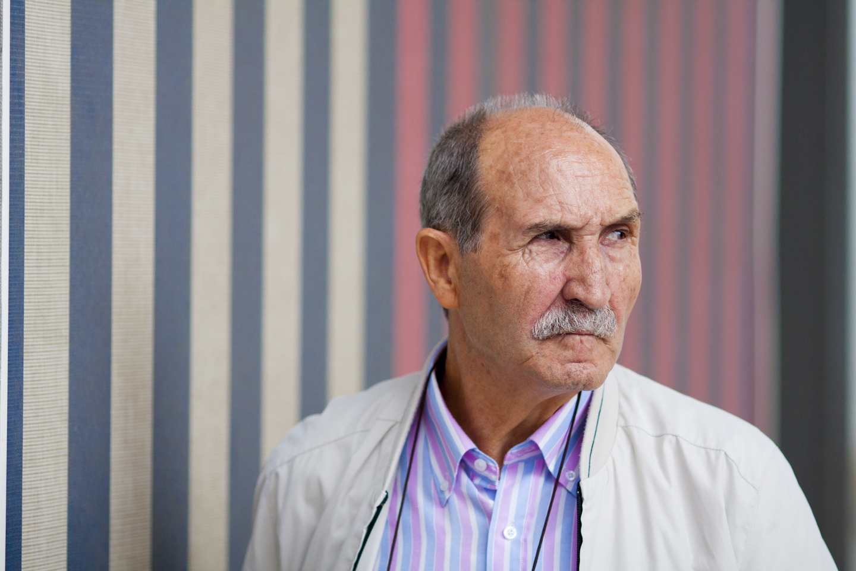Eleuterio Sánchez. Fotografía de Christian-González