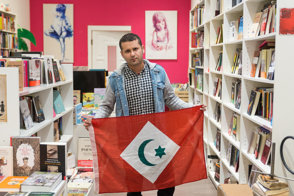 """""""El poble rifeny es vol separar de la injustícia i el terror a què el sotmet el Marroc"""""""